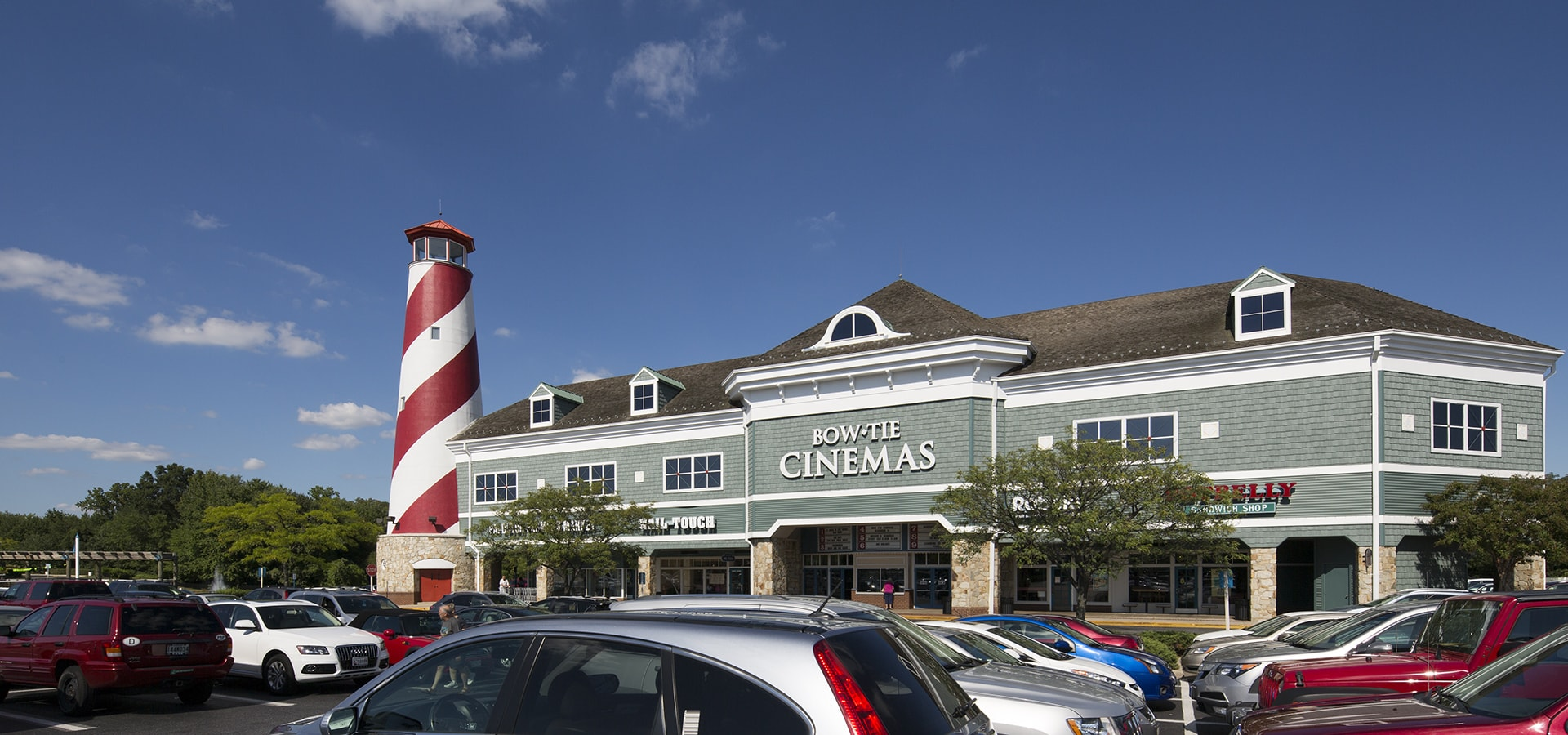 bow tie cinema shop annapolis harbour center