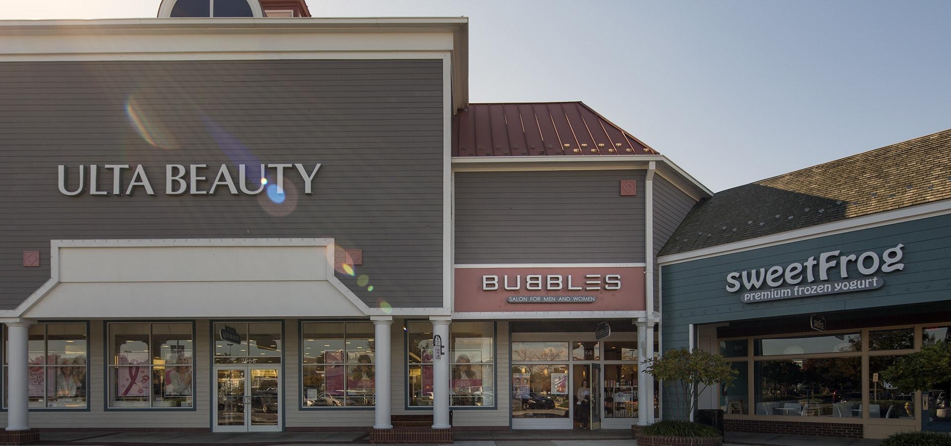 Bubbles Salon Hair Salon Near Me Annapolis Harbour Center