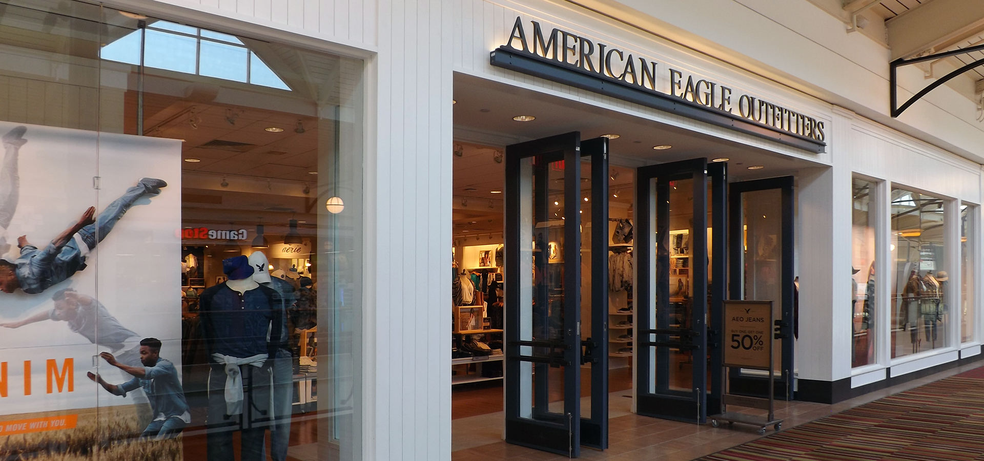 d730c549b15 American Eagle Outfitters Near Me in Dulles, VA | Dulles Town Center