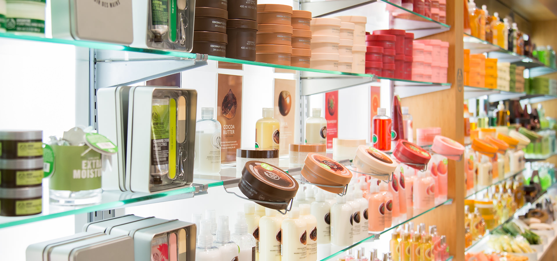 The Body Shop Near Me in Dulles, VA | Dulles Town Center