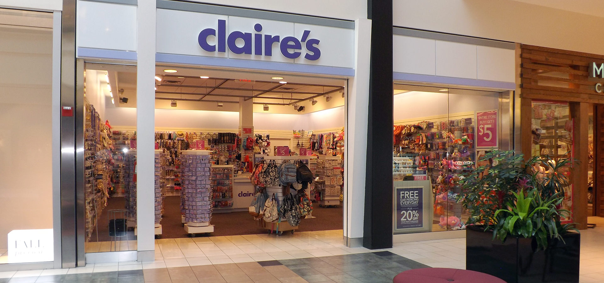 Claire's | Cherry Creek Shopping Center