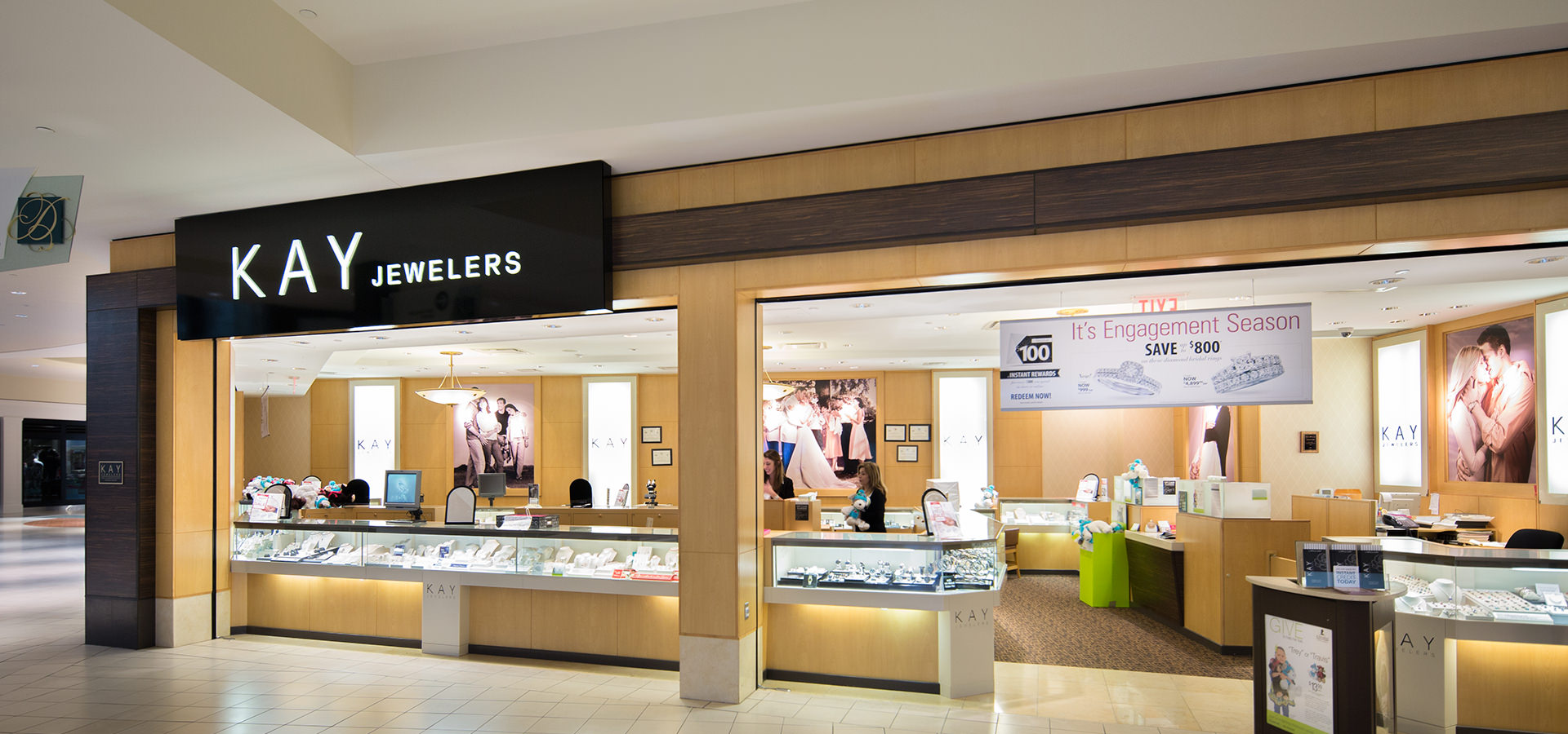 Kay jewelers in dulles va dulles town center for Jewelry stores in dfw area