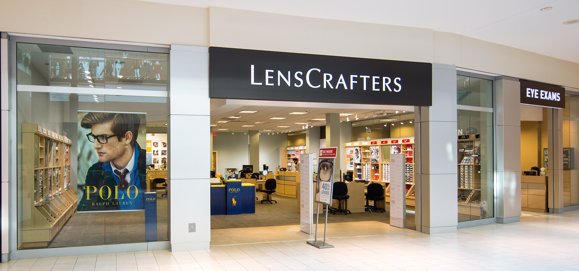 lenscrafters in dulles va dulles town center. Black Bedroom Furniture Sets. Home Design Ideas