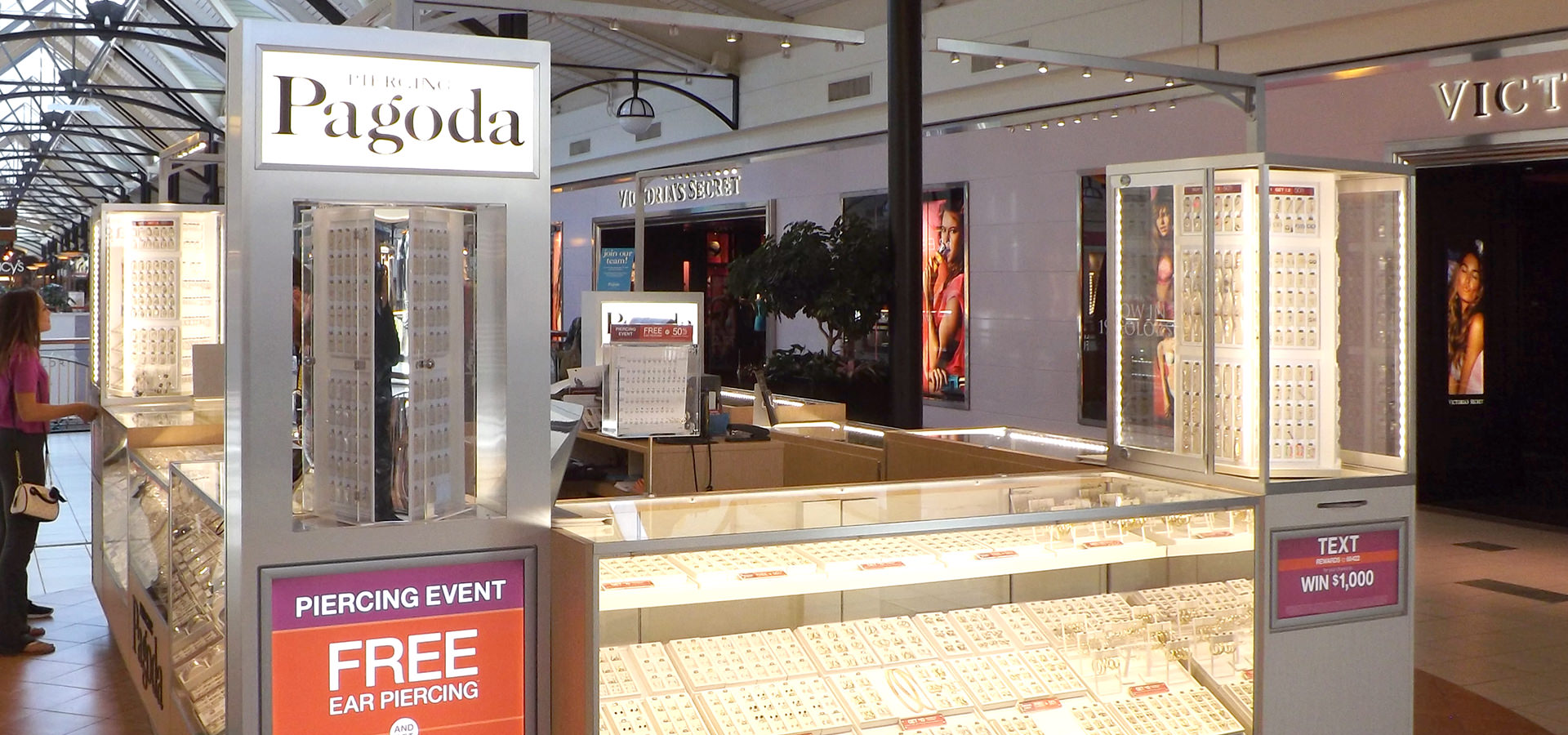 Piercing Pagoda Near Me In Dulles Va Dulles Town Center
