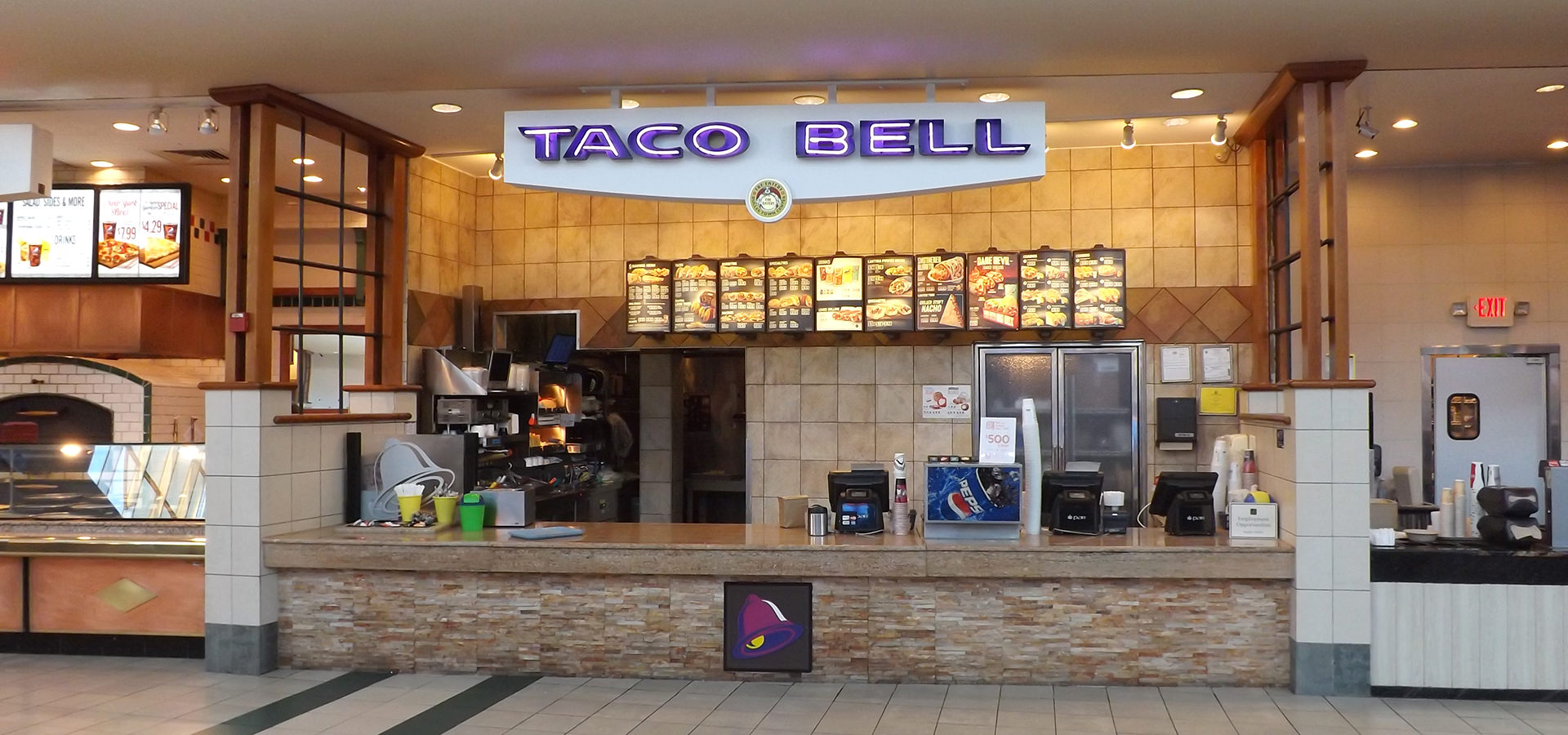 Taco Bell Near Me In Dulles Va Dulles Town Center