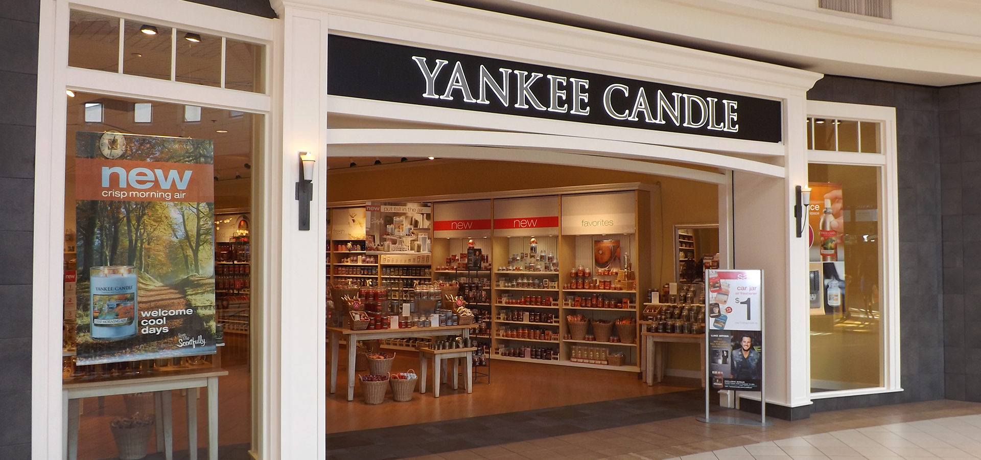 Yankee Candle in Dulles, VA | Dulles Town Center