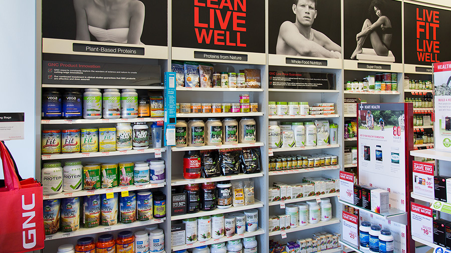 GNC | Vitamin & Supplements Store Near Me in Rockville, MD