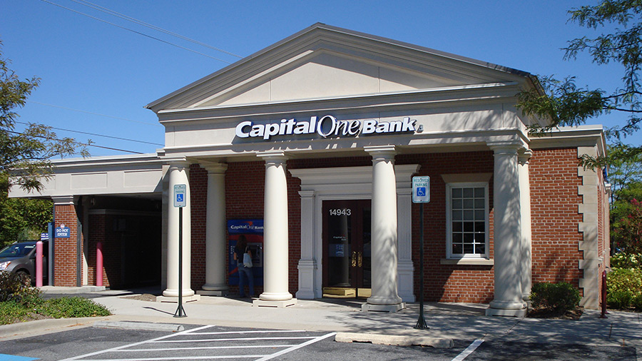 Capital One | Banks Near Me in Rockville, MD | Fallsgrove