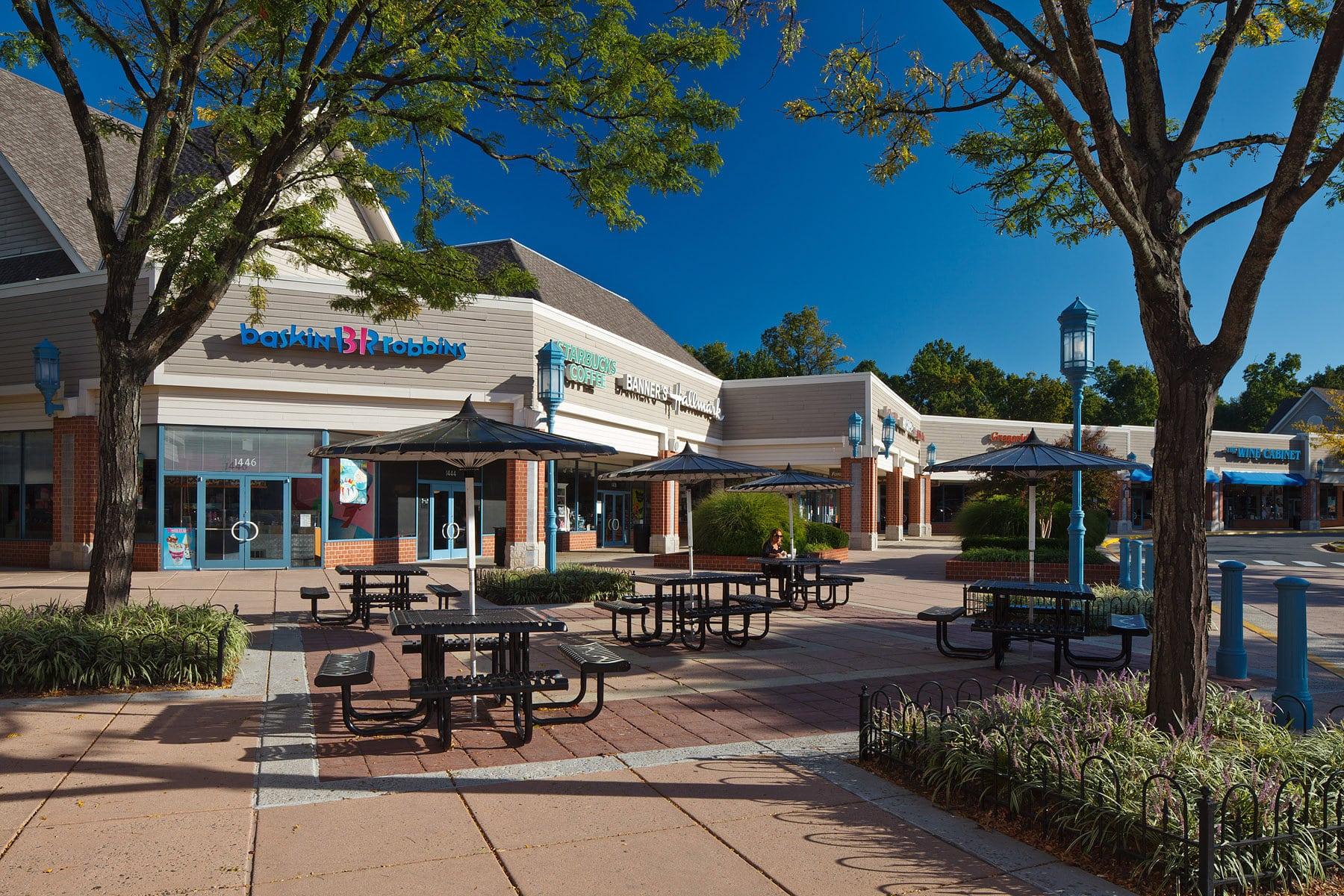 North Point Village Center Retail Space Reston VA - North point apartments reston