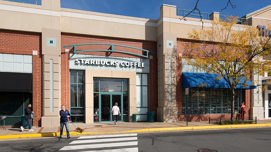 Starbucks Coffee Shops Near Me In Reston Virginia The
