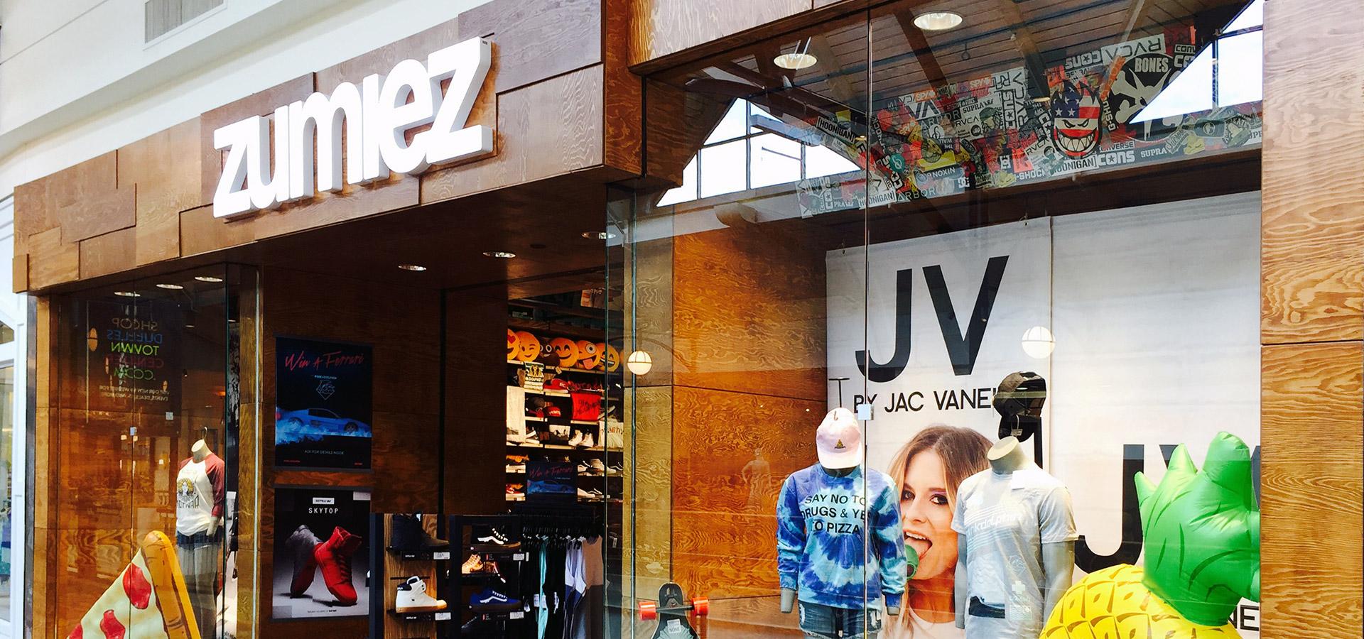 Zumiez Near Me In Dulles, VA | Dulles Town Center on